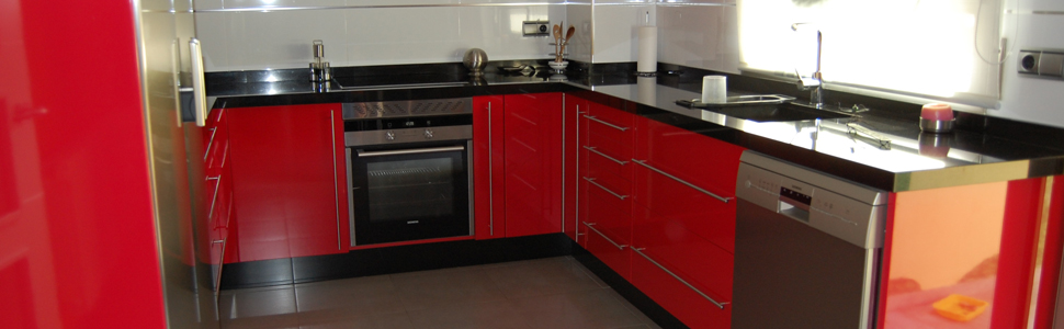 Muebles Para Baño Ferrari:Mobiliario de cocina
